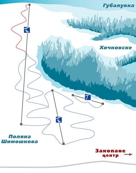 Горнолыжный комплекс Носаль в