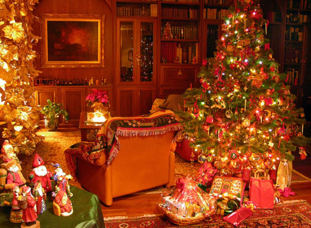 Новый год и рождество 2015