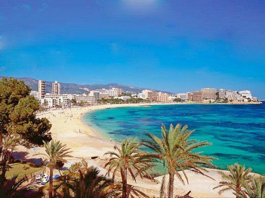 Самое лучшее, теплое, семейное испанское побережье – коста бланка.